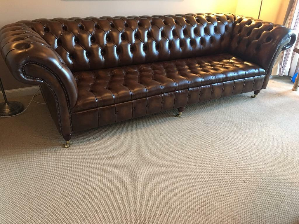 SOLD Chesterfield Sofa (4 seater) in Perth, Perth and Kinross Gumtree