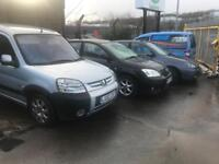 Scrap cars wanted £150 plus call today cars vans 4x4