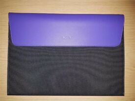 Acer Aspire Switch 10 Protective Sleeve - Purple/Dark Grey.................Brand New