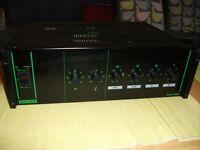 BOUYER AM 1105 PA 100 WATTS AMPLIFIER AMP.