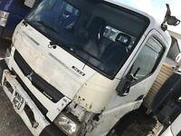 MITSUBISHI CANTER FUSO 3C13 AUTO CHASSIS CAB 2013REG FOR SALE