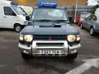 mitsubishi shogun 2.8 turbo diesel only £1495