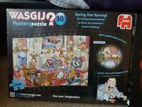 3 wasgij puzzles