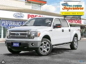 2014 Ford F-150 XTR>>>CHROME WHEELS & STEPS***