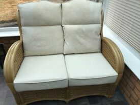 Conservatory sofa two seater