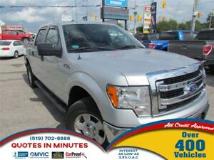 2014 Ford F-150 XLT | 4X4 | SAT RADIO | SUPERCREW | BLUETOOTH