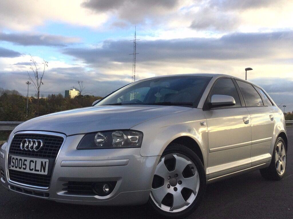 2005 Audi A3 Tdi Sport Sportback, New Turbo
