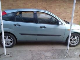 ford focus 1.8 manual