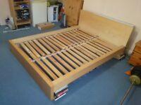 King size bed for wood or parts (read description)