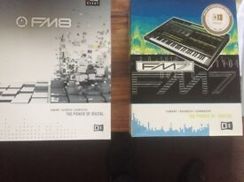Native Instruments FM7 / FM8 (virtual DX7)