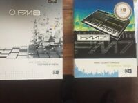 Native Instruments FM7 / FM8 (virtual DX7)