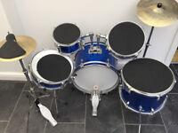 5 Piece Ddrum drum set