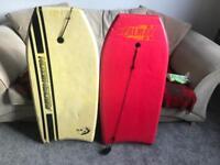 Surf board/boogie boards