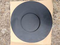 Snare drum practice pad