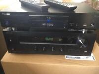 Pioneer BDP-LX55 + Onkyo TX-8050