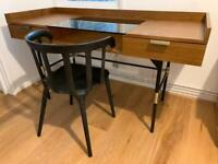 Beautiful (almost new) Wooden Desk - £575 new