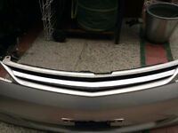 toyota previa front chrome part.