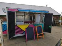 Beautiful 12ft catering trailer