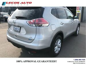 2014 Nissan Rogue SV/Backup Cam/Pan Roof