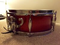 "Gretsch Catalina Club Snare Drum 13""x5"" Red Sparkle"