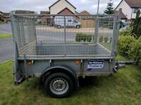 GD64 Ifor Williams General Duty Trailer