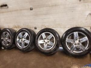 2005 to 2009 Chevy Equinox ALL SEASON with alloy wheels