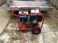 Generator, Honda 5kw (6.2kva )petrol engine generator
