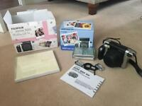 Fujifilm Instax wide Polaroid Camera & 20 shots