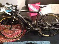 Stunning Carrera Zelos racer road bike 54cm leicester