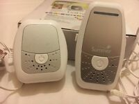 Baby wave baby monitors in box by summer