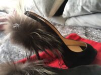 Christian Louboutin Size 5 Amazing shoes however I'm no longer able to wear high shoes