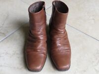 Rieker Ladies Leather Boots