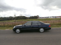51 PLATE LEXUS LS 430 -MEGA SPEC - ALL THE TOYS - BARGAIN !!!