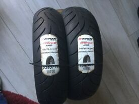 Piaggio X9 scooter tyres 120/70/14 140/60/14