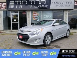 2014 Hyundai Sonata Hybrid ** Accident Free, Low KMs, Great Cond