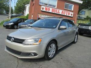 2012 Volkswagen Jetta 2.0 TDI Power Sunroof, 6 Speed