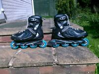 Bladerunner Pro 80 inline skates (men's)