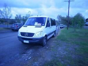 2012 Mercedes-Benz Sprinter 416CDI $33,000.00 Negotiable Sunbury Hume Area Preview