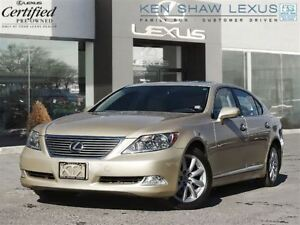 2007 Lexus LS 460 ** Long Wheel Base **Executive Package **