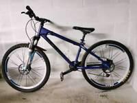 Kona scrap mountain bike
