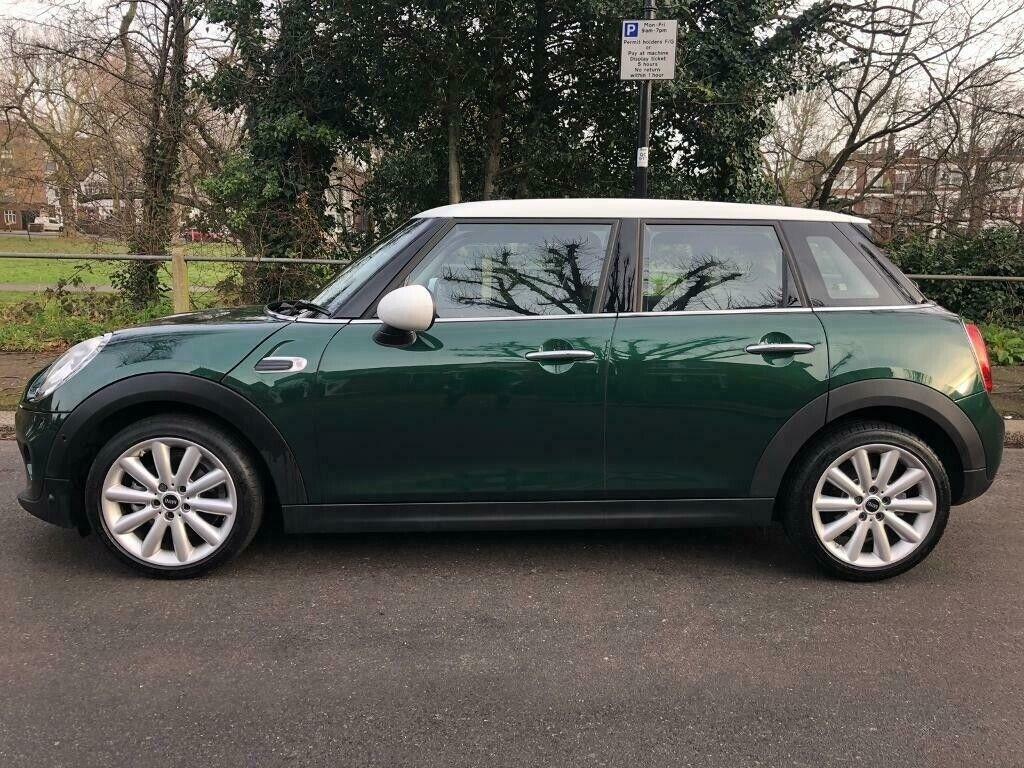Mini Cooper British Racing Green 2017 Manual 5 Door Petrol Immaculate In Acton London Gumtree