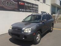 2004 Hyundai Santa Fe GL AWD LOADED (UNCERTIFIED PLS DON'T ASK W