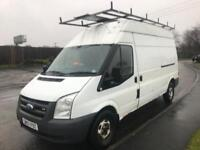 Ford Transit 2.4 Rear wheel drive