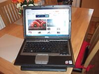 DELL PRECISION WINDOWS 7 LAPTOP IN PERFECT WORKING ORDER BARGAIN £65