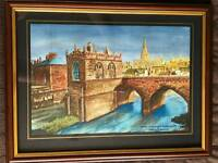 Old Rotherham Framed prints