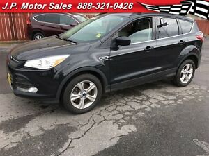 2015 Ford Escape SE, Automatic, Leather, Back Up Camera, 4x4
