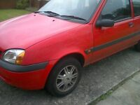 ford fiesta really low miles