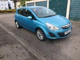 image for Vauxhall, CORSA, Hatchback, 2013, Manual, 1398 (cc), 5 doors