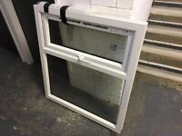 UPVC Window White 905 x 1010mm - Unwrapped but as New