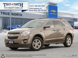 2012 Chevrolet Equinox LT FWD - HEATED FRONT SEATS